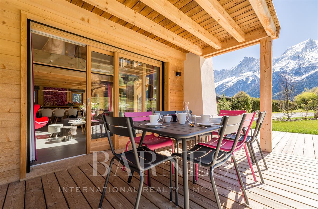 Voir le détail CHAMONIX MONT-BLANC Villa 6 pièces, 5 chambres